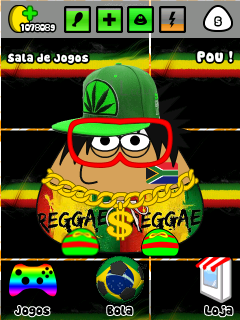 Pou Reggae