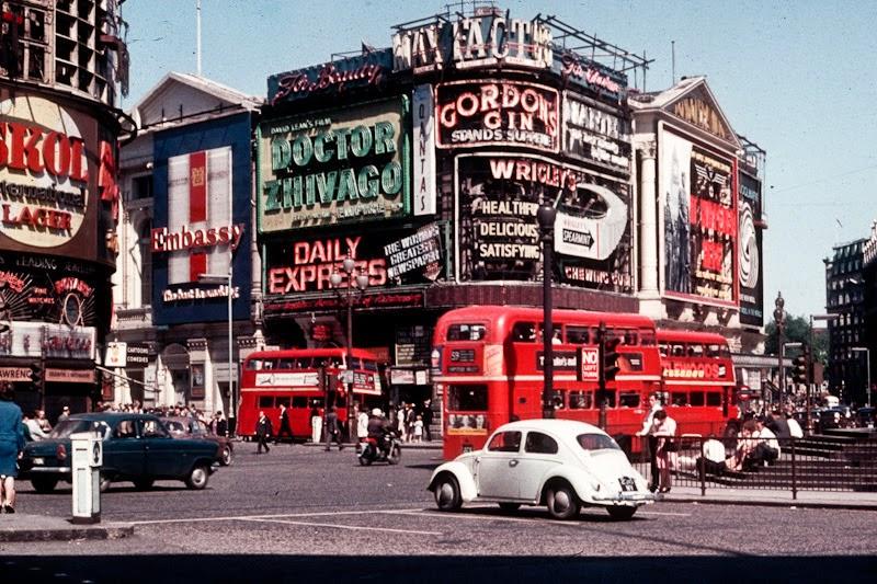 London swinging scene