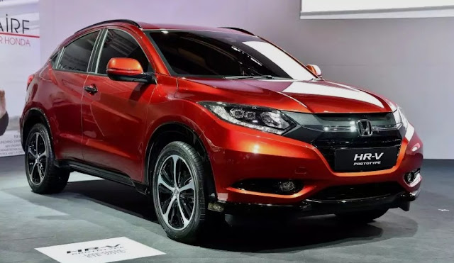 2018 Honda HR-V Rumors