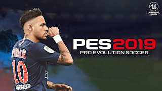PES 2019 Mobile Android Offline 300 MB Patch FTS HD Graphics
