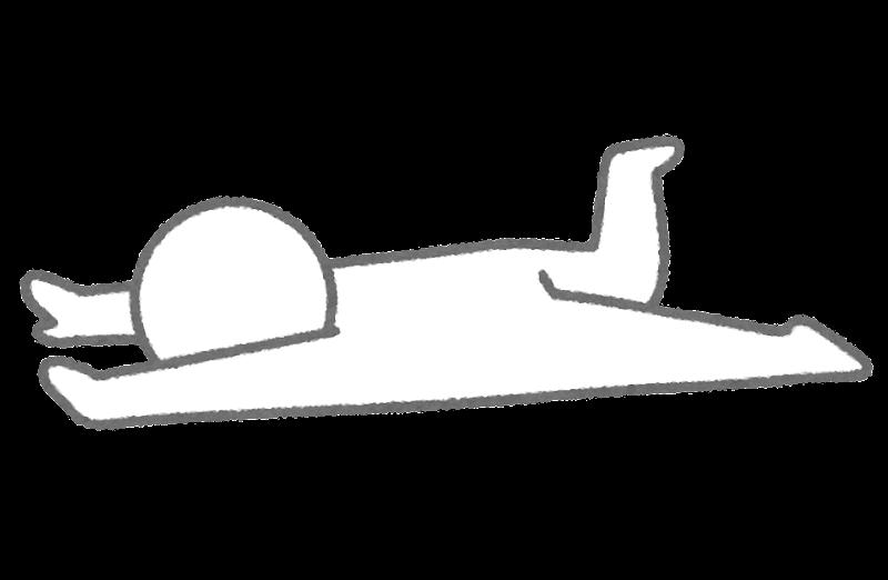 「転ぶ人 いらすとや」の画像検索結果