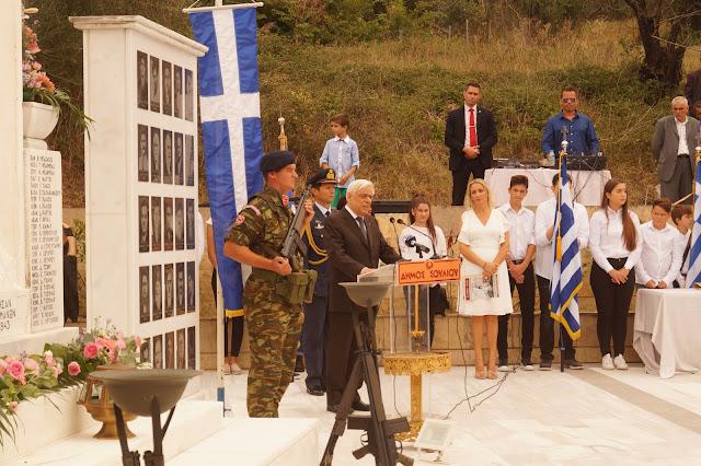 Παυλόπουλος: Οιαδήποτε στήριξη της διαστρέβλωσης της ιστορίας επηρεάζει καθοριστικά τις ελληνοαλβανικές σχέσεις