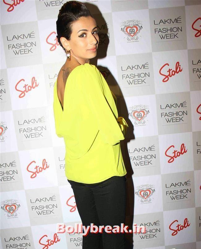 Pia Trivedi, Lakme Fashion Week 2014 After Party Pics