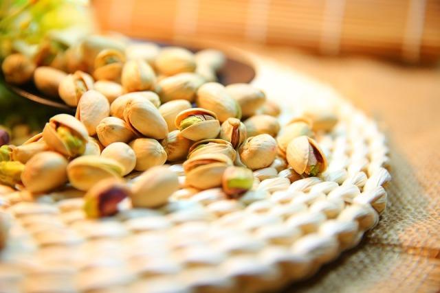 Kacang Pistasi