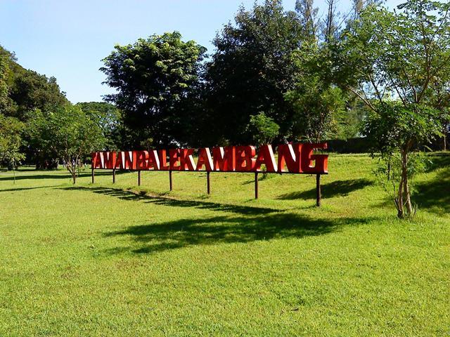 Liburan Murah Meriah di Taman Balekambang, Solo