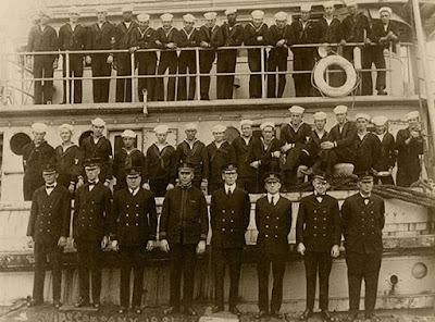 Bangkai Kapal Conestoga ditemukan Setelah Hilang 95 Tahun