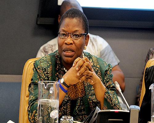 """You Cannot Withdraw From The Presidential race"" INEC To Ezekwesili"