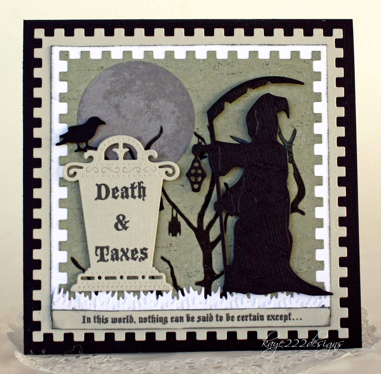 Who Said Death And Taxes Quote: Death & Taxes With Lisa Blastick