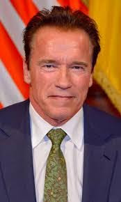 """""""As proud as I am to label myself a Republican, I will not vote for Donald Trump"""" - Arnold Schwarzenegger"""
