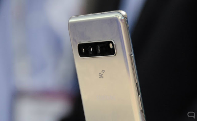 The 5G smartphones from Samsung, Xiaomi and LG arrive: plans and prices