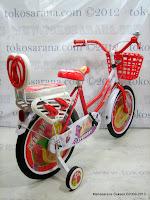 2 Sepeda Anak Everbest 18-1139-8 Lollipop Girl 18 Inci