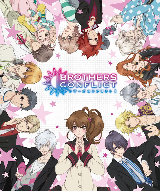 OmMnVx9 - Brothers Conflict | 12/12 | HD 720p | MEGA