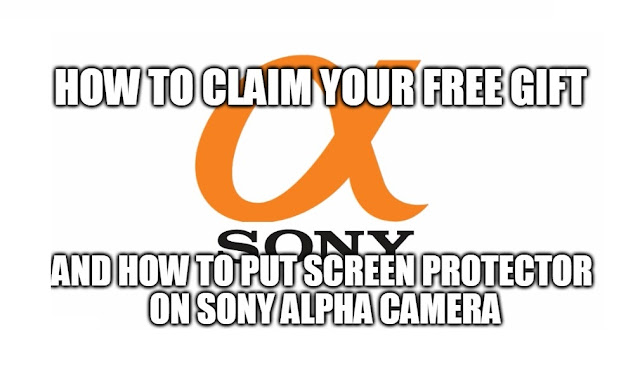Sony Alpha DSLT Camera