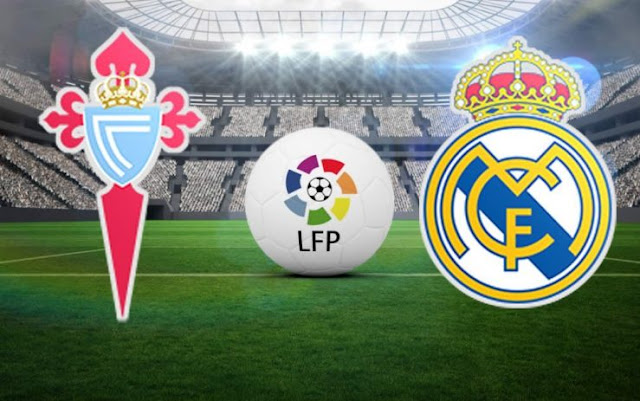 La Liga live stream Celta Vigo vs Real Madrid