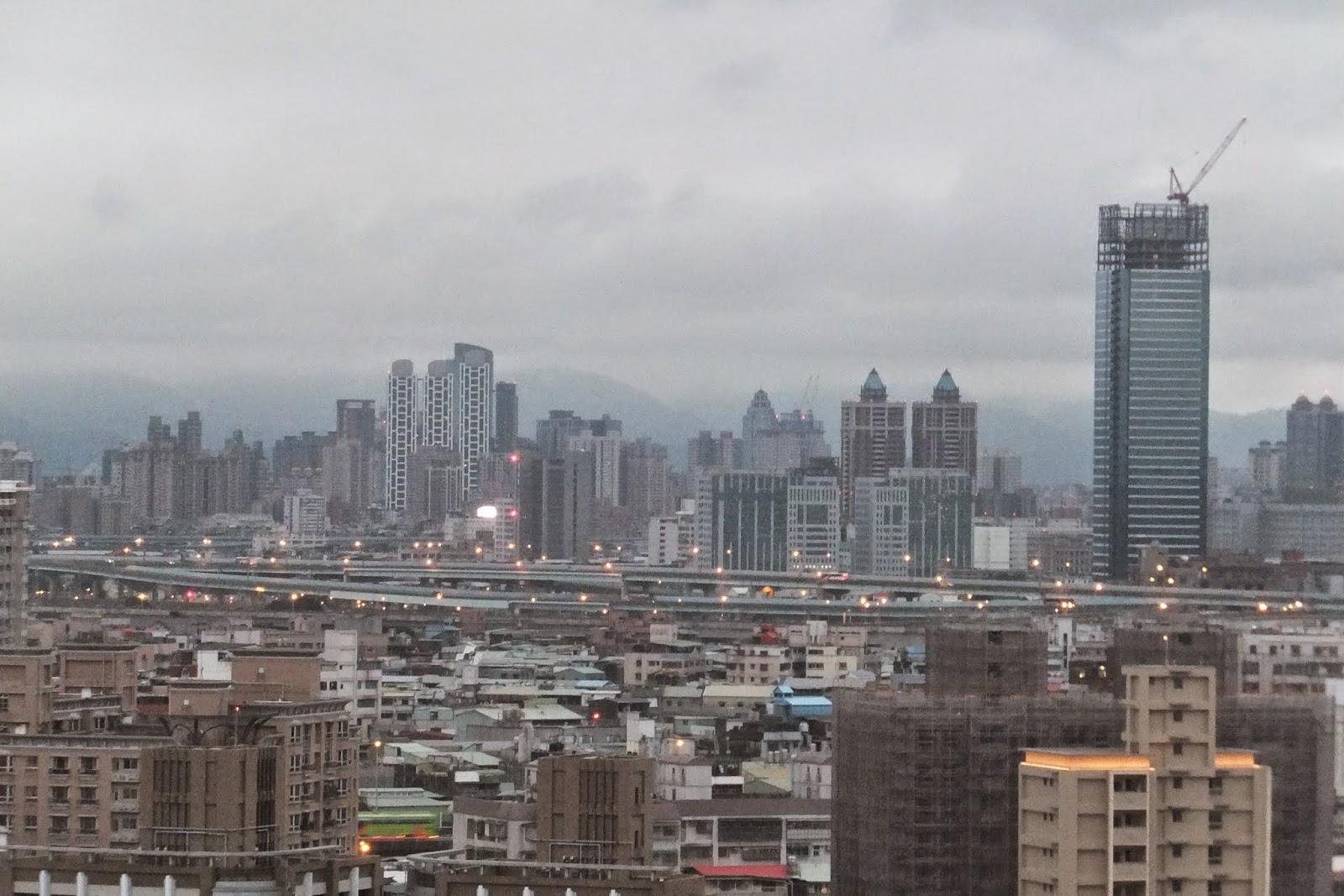 Taiwan-city 台湾の街並み