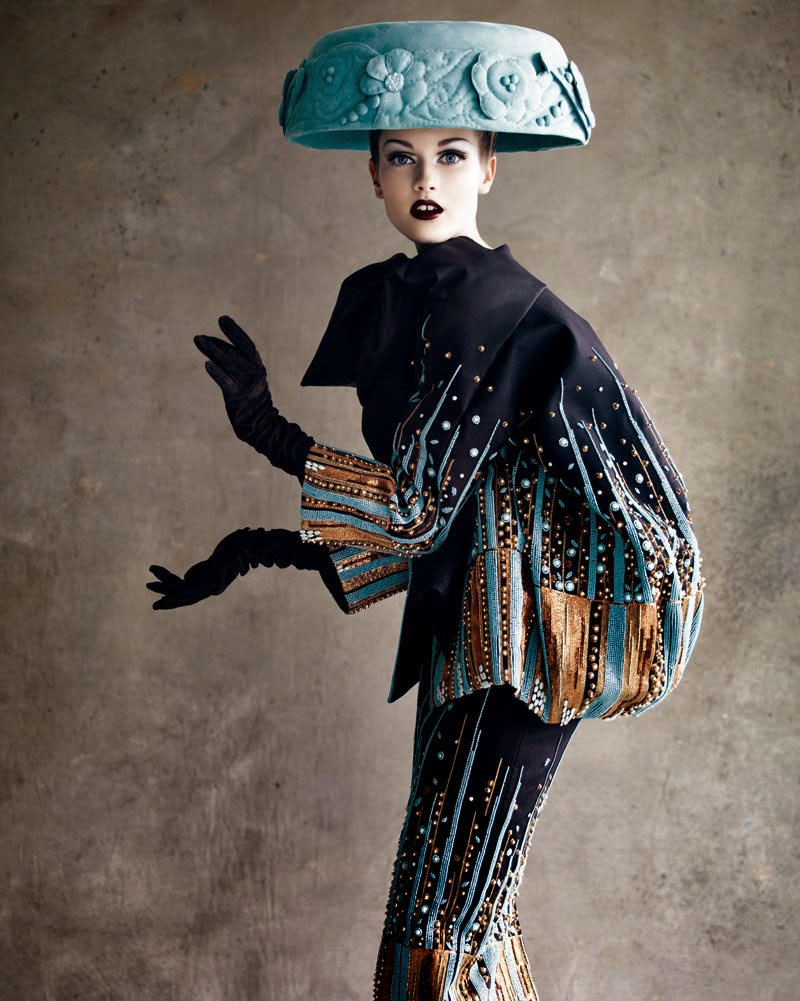 Dior Couture by Patrick Demarchelier | Ses Rêveries