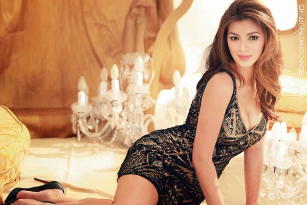 Angel Locsin Is The Only Celebrity Who Never Placed Under The Top 10 Of FHM's Sexiest List