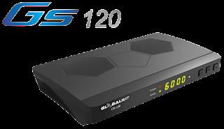 Atualização Globalsat GS 120 V 2.26