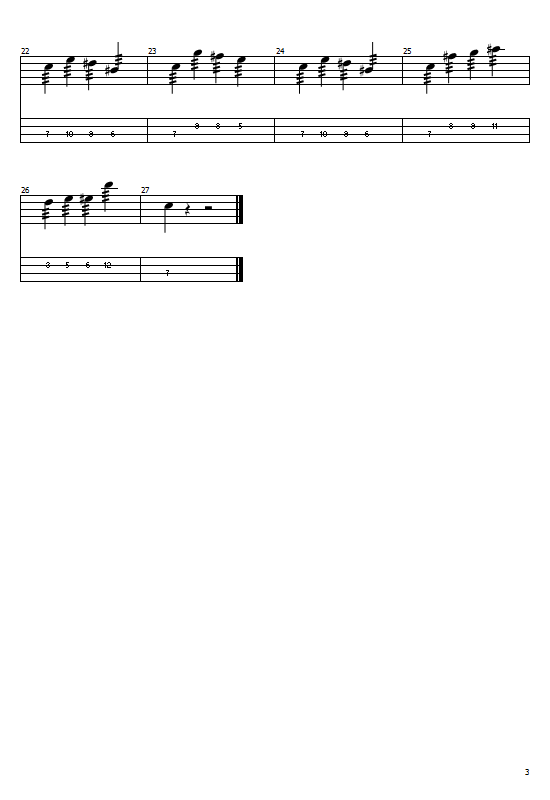 Rock The Dragon Tab Dragonball Z. How To Play Dragonball Z On Guitar Chords