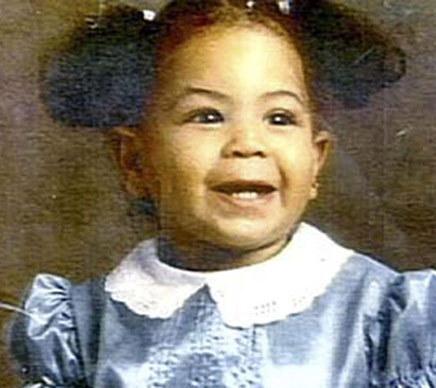 beyonce's life: Baby Beyonce