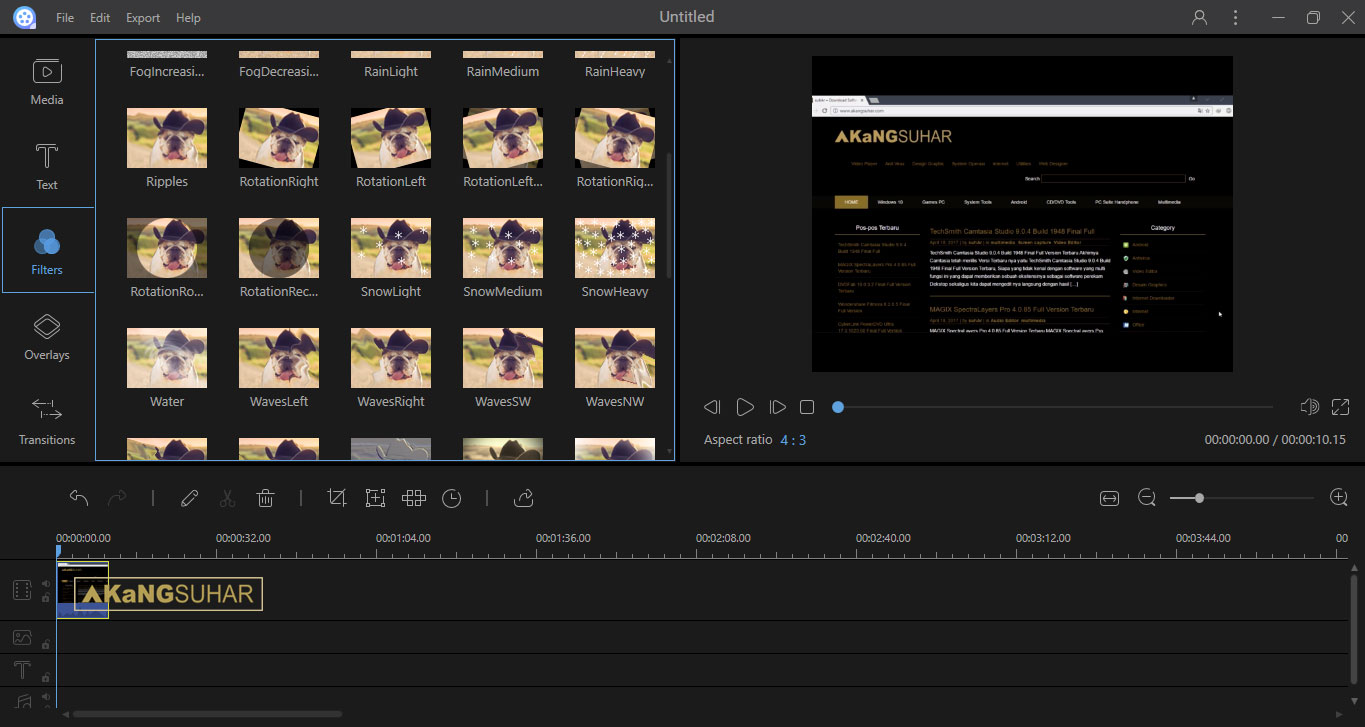 Download Apowersoft Video Editor Pro Final Full Version