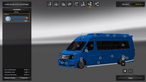 Volkswagen Crafter made by Huseyin Karadana