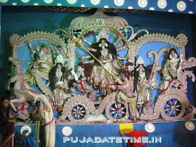 Latest Durga Puja HD Wallpaper for Desktop, Facebook Cover Photo