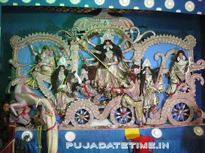2018 Basanti Durga Puja