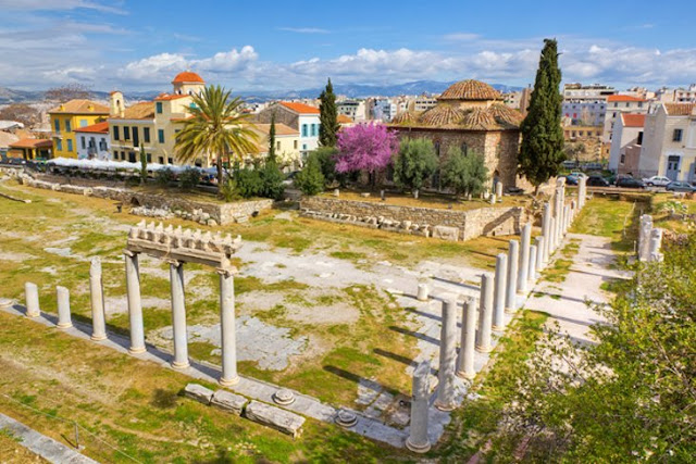 Agora: Ruins of the Ancient Marketplace
