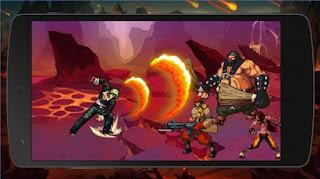 Game Street Kungfu Fight App