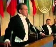 Cantinflas en una escena de Su Excelencia