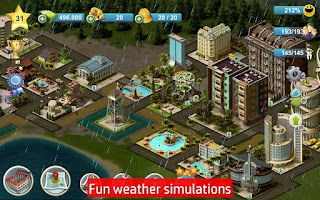 City Island 4: Sim Tycoon (HD) Mod Apk v1.4.5 Full Version