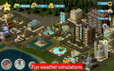 City Island 4 Sim Tycoon (HD) Mod Apk v1.6.7 (Unlimited Money)