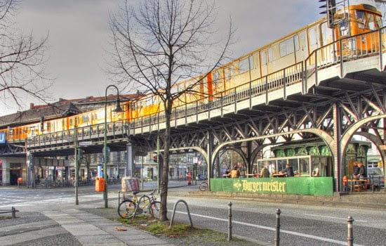 LACN - voyage - burgermeister - berlin - fooding