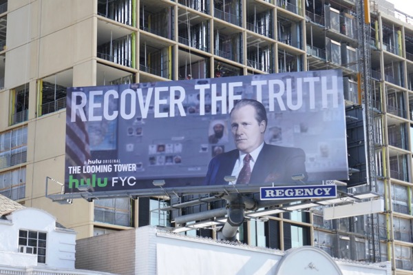 Looming Tower Recover Truth 2018 Emmy FYC billboard