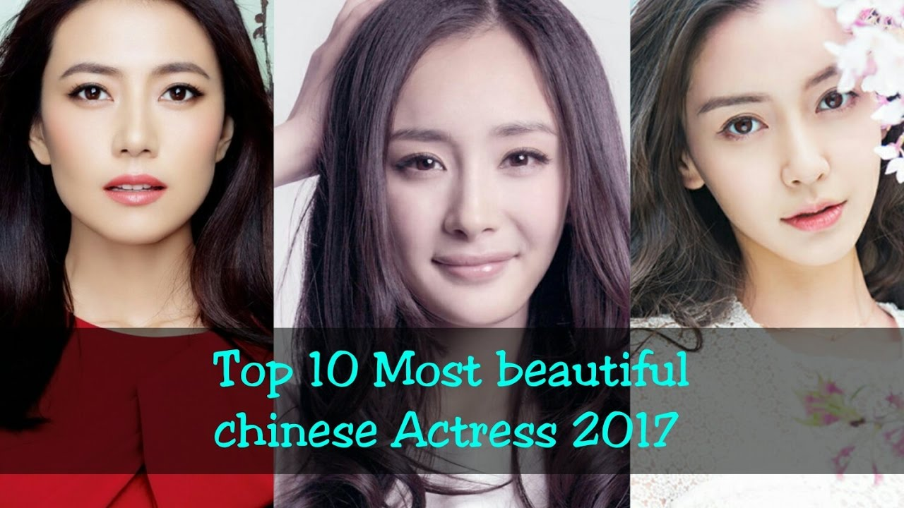Top 10 Most Beautiful  Hottest Chinese Women In The World -9850