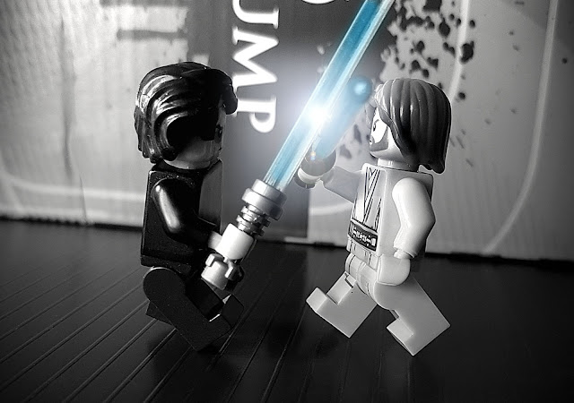 Anakin Skywalker VS Obi-Wan Kenobi, Revenge of The Sith, Star Wars