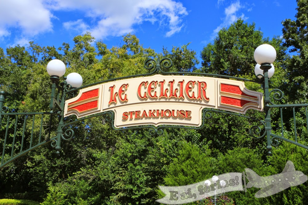 Le Cellier Steakhouse, Epcot, Orlando