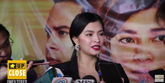 Angel Locsin Talked About Her Comeback In La Luna Sangre!
