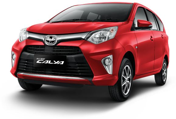 CC Mobil Toyota All New Calya
