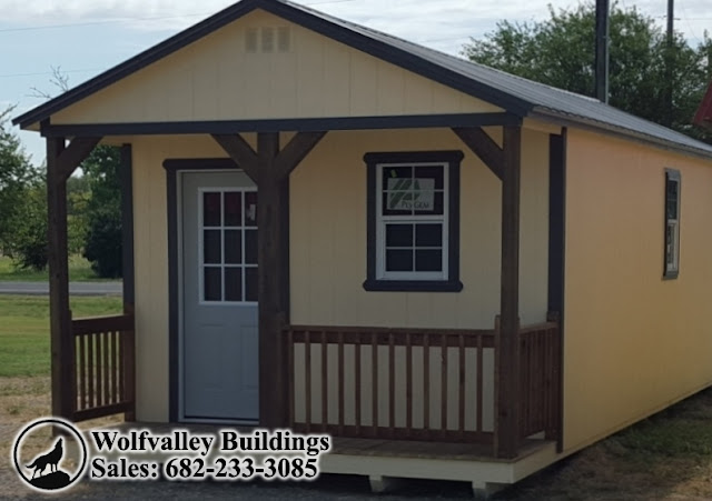 Building A Small Portable Home : Wolfvalley buildings storage shed very affordable