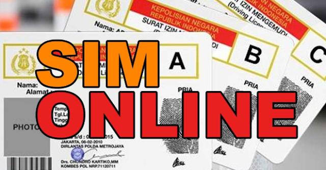 Tanpa Antrian, Perpanjang SIM Anda Melalui Jalur SIM Online