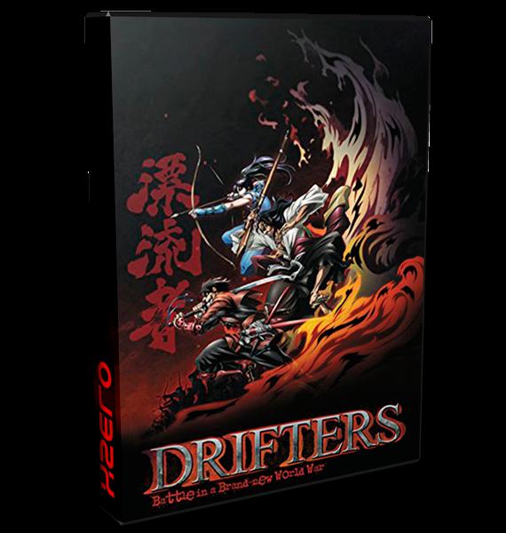 Drifters - Drifters | 12/12 | HD + VL | Mega / 1fichier