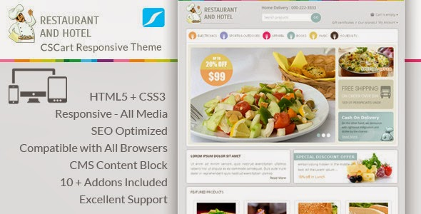 themeforest Premium eCommerce theme
