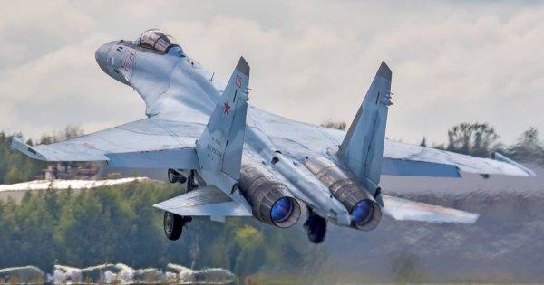 Συρία: Ρωσικά μαχητικά Su-35S αναχαίτισαν δύο γαλλικά Rafale F.2 κι ένα αμερικανικό KC-10 (βίντεο)