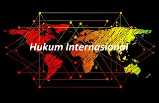 Contoh Makalah Hukum Internasional