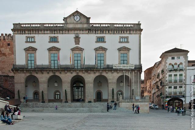 Ayuntamiento de Caceres