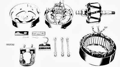 repair-manuals: Butec Alternators 1963-74 Models