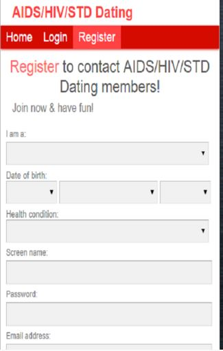 dating websites voor aids