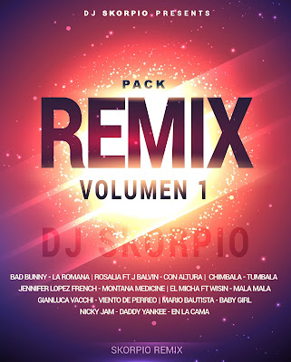 PACK REMIX SKORPIO